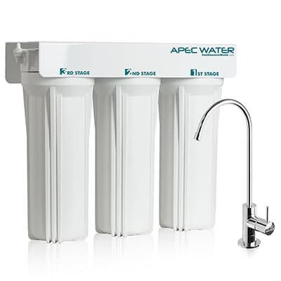 7 Best Under Sink Water Filters APEC Premium 3-stage Under Sink Filter
