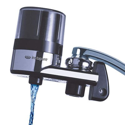 Best Faucet Water Filters InstaPure Faucet Mount System