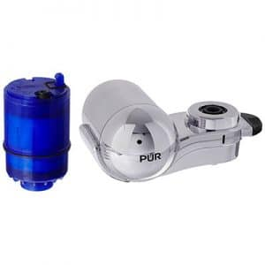Best Faucet Water Filters PUR 3-stage Faucet Filtration System