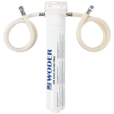 7 Best Under Sink Water Filters Woder Ultra Under Sink Water Filter System