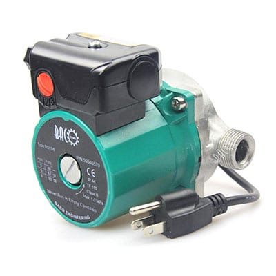 BACOENG Hot Water Circulation Pump