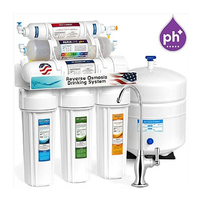 Express Water Alkaline Reverse Water Filtration System