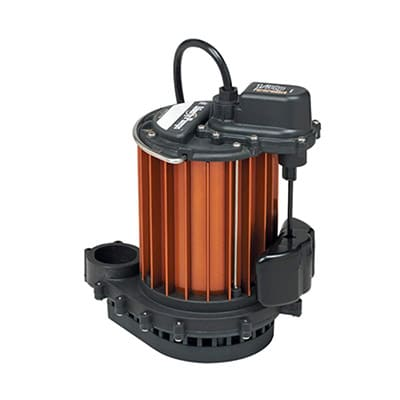 Best Sump Pumps Liberty Pumps 237 230-Series Automatic Submersible Sump Pump