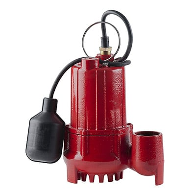 Best Sump Pumps Red Lion RL-SC50T Sump Pump