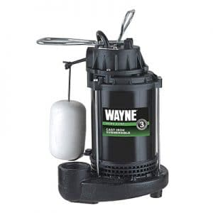 Best Sump Pumps Wayne CDU790 Submersible Sump Pump