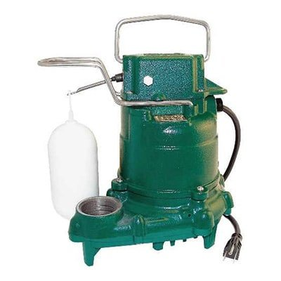 Zoeller M53 Mighty-mate Submersible Pump