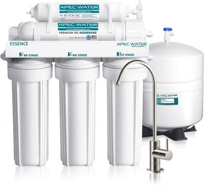 APEC Ultra Safe Reverse Osmosis Water Filter