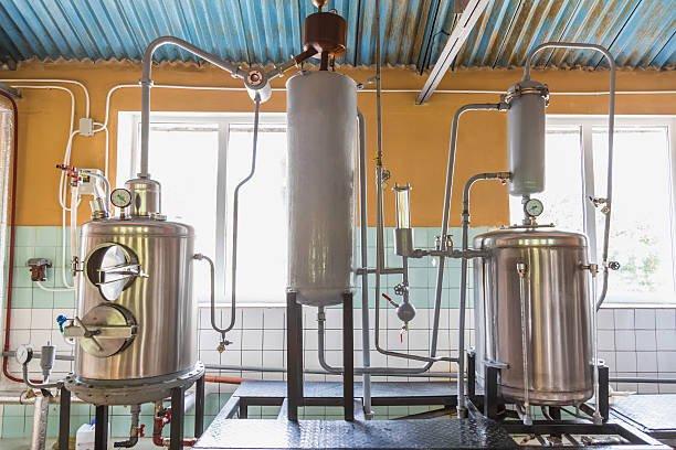 industrial water distiller