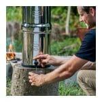 best gravity water filter travel berkey