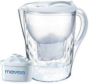 Mavea Water Filter Pitcher Aquavero M100360 specifications