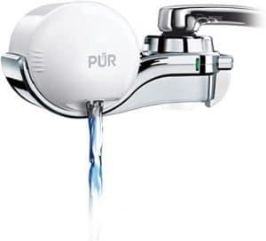 Pur 3 Stage Horizontal Faucet Mount White FM-9600