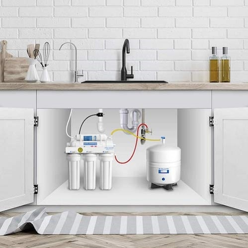 reverse osmosis system home