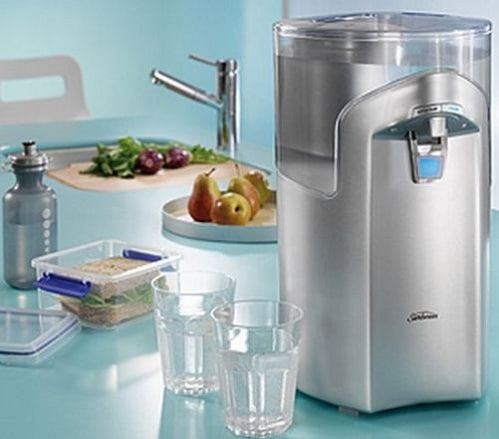Water purification methods at home