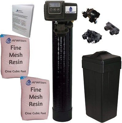AFW Filters IRON Pro 2 Combination water softener iron filter Fleck 5600SXT