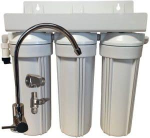 Abundant Flow Water filter