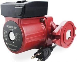 BACOENG 115V Flanged hot water recirculating pump