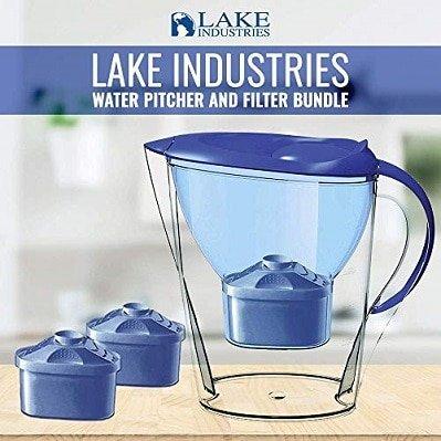 lake industries alkaline water pitcher reviews