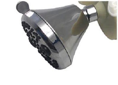 Oxy Self Pressurized Showerhead of omica shower