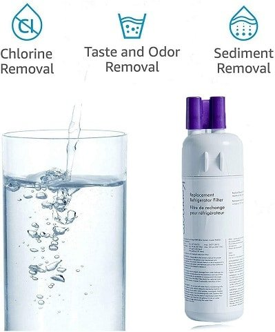 The 9081 Refrigerator Water Filter