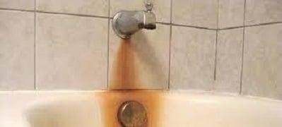 harmful of the Iron water