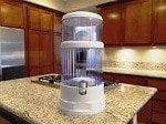Zen Water Rejuvenate 6-Gallon Water Filter in kitchen