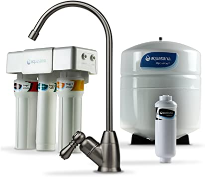 Aquasana Reverse Osmosis system