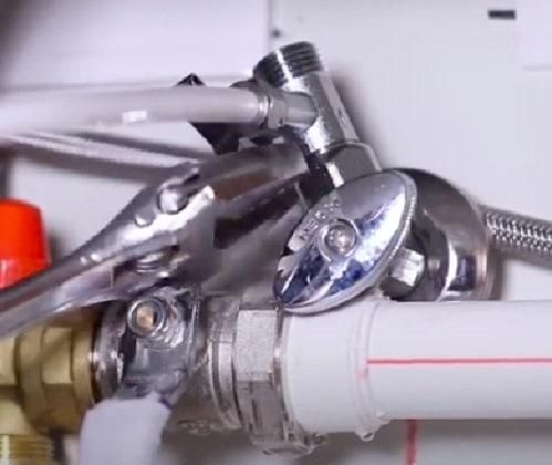 waterdrop reverse osmosis adaptor installation