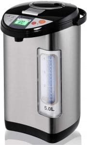 Costway Instant Electric Hot Water Boiler and Warmer 5-Liter