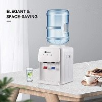 Oneinmil Countertop Water Cooler Dispenser used in home