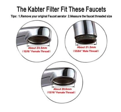 list compatible with this filter