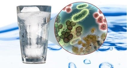 Harmful Substances in tap water