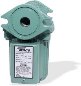 taco circulator pump 009-f5