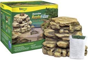 Tetra 25905 decorative reptile filter for aquariums