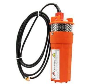 Well Water Pump, 12 V / 24 V DC, Solar Water Pump