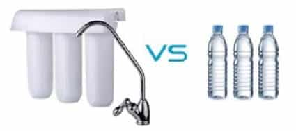 Bottled Water vs Purified Water: which is safer