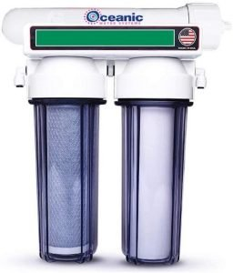 3 Stage - Hydroponics Reverse Osmosis Water filter