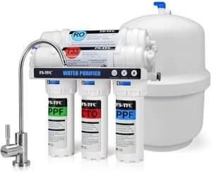 FS-TFC RO Filtration System Under Sink Water Filter