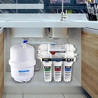 FS-TFC RO Water Filter used in home