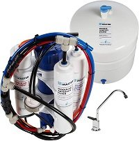 Home Master TMAFC Artesian Full Contact Undersink RO filtration System