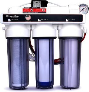 4 Stage - Hydroponic Reverse Osmosis Filter