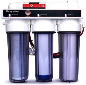 LiquaGen 4 - Stage Hydroponics RO Water Filter