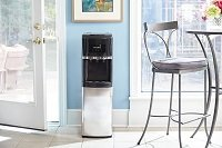 Primo Bottom Loading Water Cooler used in home