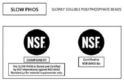 ANSI/NSF standards