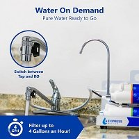 Express Water EZRO5 and faucet