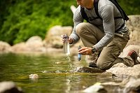 LifeStraw Flex Multi-Function used for hiking