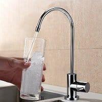 NU Aqua Platinum faucet
