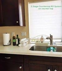 Revolution Countertop in kitchen