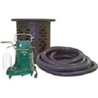 Zoeller M63 Premium in bundle