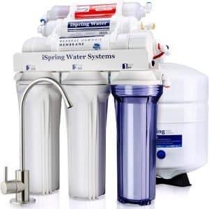 iSpring RCC7AK 6-Stage water filter