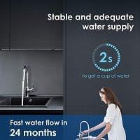 waterdrop 15UA Undersink in usage